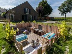 De Bedstee Boerderij: een bijzondere groepsaccommodatie in het Brabantse Ravenstein