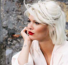 Louisa Mazzurana Model  # portrait