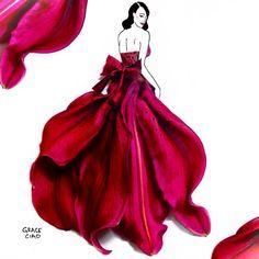 Grace Ciao - Diseñando con flores