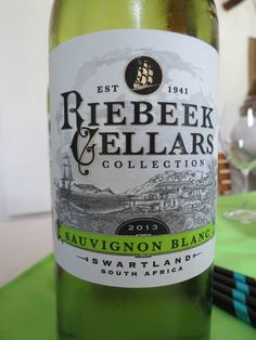 Riebeek Cellars, the oldest winery in the Swartland, has unveiled a new look highlighting its old roots, with a series of labels depicting the historical landscape of the Cape in a backdrop of e South African Wine, Cellar, Beer Bottle, Farms, New Look, Roots, Haciendas, Homesteads, The Farm