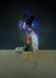 Incredible new work by Jeff Simpson Art, 'Abberation'