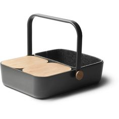 New Norm Multi Picnic Basket $150 (GORGEOUS)