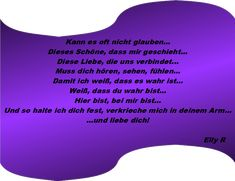 dass es wahr ist... Poetry, Hang In There, Love, Nice Asses