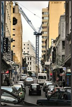 high street, auckland city