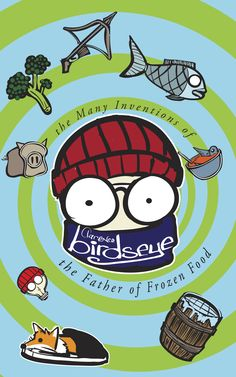 The Many Inventions of Clarence Birdseye. A free e-comic: http://bit.ly/FrozenPeas