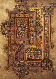 ossidiseppia: The book of Kells -Leabhar Cheanannais