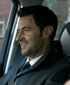 Episode 7 of Berlin Station. At this point the best was yet to come.... ehe Richard Armitage