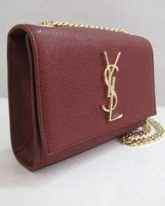 http://www.ahandbag.se/purse/handbags/yves-saint-laurent-mini-cassandre-bag-burgundy/
