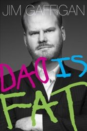 Dad is Fat, by Jim Gaffigan. Jim Gaffigan is one of my favorite stand-up comedians, and his new book is a solid example of why I like him so much. Gaffigan's writing style is. Jim Gaffigan, Summer Reading Lists, Beach Reading, New Books, Books To Read, Feel Good Books, Nerd, Thing 1, Stand Up Comedians