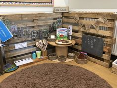 Discover recipes, home ideas, style inspiration and other ideas to try. Maths Eyfs, Outdoor Classroom, Classroom Displays, Preschool Classroom, Classroom Decor, Numeracy, Year 1 Classroom Layout, Reception Classroom Ideas, Reggio Emilia Classroom