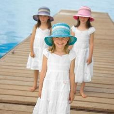 Wallaroo Hats for Kids UPF 50+