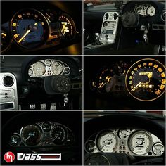 Shop and earn DISCOUNT POINTS at TopMiata.com! (Worldwide Shipping) Jass Performance NA Classic Stainless Steel Gauge Faces Highest quality and excellent readability both at day and night. Available in 140 MPH, 120 (110) MPH, 220 KMH and 180 KMH (on request). More details on the product page: www.TopMiata.com/shop/
