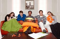 Living-learning communities at Clemson, one of the best in the country. Some profiles of students that have benefited.