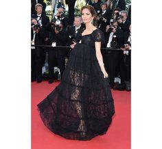 2013 - Eugenia Silva in  Dolce & Gabbana