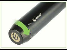 eCom Mega  de Joyetech www.vapor-madrid.es Joyetech nos a fabricado la eCom MEGA una bateria poderosa para los que disfrutan intensamente el vapeo  http://vapor-madrid.es/tienda/ego-electronica/650-ecom-mega-6956916415961.html