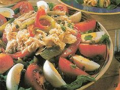 vcielkaisr-mojerecepty: Tuniakovo rajčiakový šalát