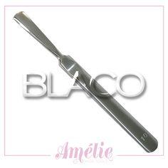 Amelie inox tools sgorbia num.10