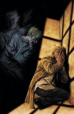 Hellblazer by Lee Bermejo