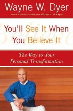11/11 My favorite Wayne Dyer book so far!