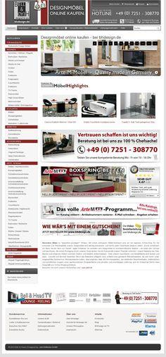 Retromöbel für die eigene, individuelle Wohnkultur bei http://www.bhdesign.de und http://www.jst24.de
