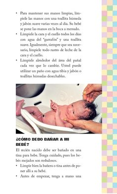 Cuidados del recién nacido, una guía practica