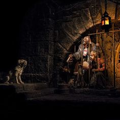 Pirates of the Caribbean originally wasn't supposed to be a ride — it was first planned to be a walk-through attraction.