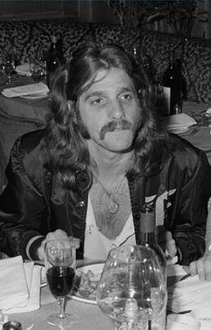 Glenn Frey mid-70's at Dan Tana's
