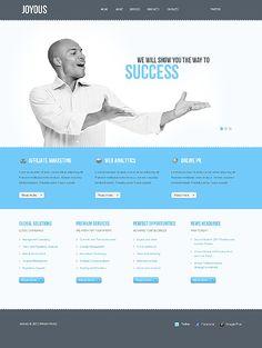 Business Website Template # 40087