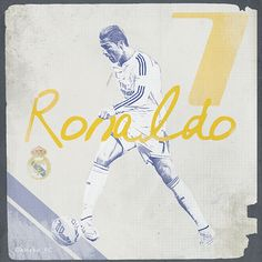 Ronaldo Soccer.Fútbol.Football. / 12x12 V.2 on Behance