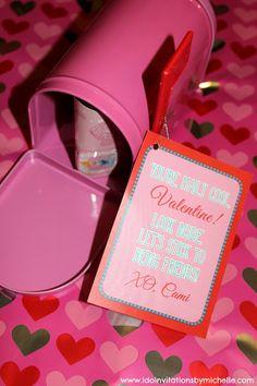 I DO invitations by michelle: Kids Valentine's Mailbox Craft Idea
