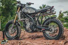 Crf250 custom By RANGER KORAT
