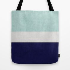 ocean classic Tote Bag by Her Art - $22.00