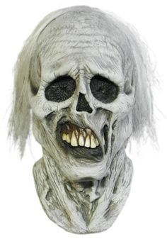 Chiller Zombie Mask - Adult Scary Halloween Masks