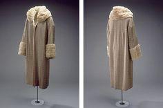 Aftenfrakke i swaggerfacon, 1920'erne