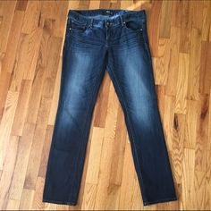 Express skinny jeans Ladies Express skinny jeans. Great condition. Only worn a few times. Express Jeans Skinny