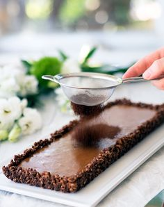 Caramel Chocolate Crackle Tart Recipe: Childhood party favourite is given a dose…