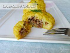 Fırında Kıymalı Patates Dolması - Kevser'in Mutfağı - Yemek Tarifleri