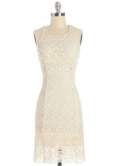 Love the ModCloth Off to a Stunning Start Dress on Wantering.