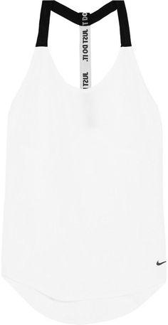 Nike Elastika Dri-FIT stretch-jersey tank