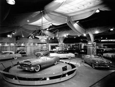 The Belmont, displayed at the 1954 Chicago auto show. Photo credit: Chrysler Group