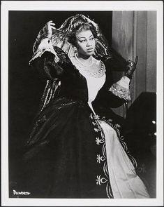 Leontyne Price  African-American opera diva