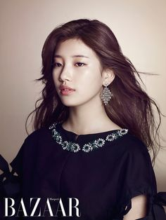 Suzy // Harper's Bazaar Korea // September 2013