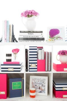 The Emily Ley Home Office Collection || Image by @AnnaWithLove Photography
