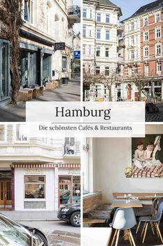Viele Tipps für ein Wochenende in #Hamburg. Cafés und Restaurants