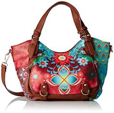 Desigual Mini Rotterdam Kaitlin Bag Strawberry ** See this great product.Note:It is affiliate link to Amazon.