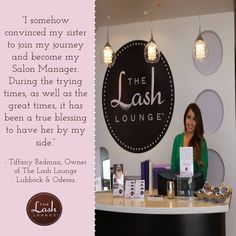 c7d1c7b603b The Lash Lounge is not just a business, it's a family! Natural Looking  Eyelash