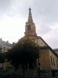 Église Saint-Jean-Baptiste de Grenelle Church, 14 Place Étienne Pernet, 75015 Paris