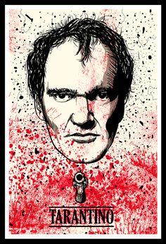 Quentin tarantino - collection debbye art film movie, film p Film Movie, Cinema Film, Cinema Movies, Quentin Tarantino Films, Posters Vintage, Rock Poster, Incredible Film, Movie Poster Art, Land Art