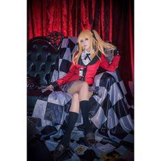 いいね!266件、コメント2件 ― I do not own these picturesさん(@jeremy.trace)のInstagramアカウント: 「#Anime #cosplay #kakegurui #mary #saotome CN : Kameko (@kameko_zhang ) Check out her page :…」