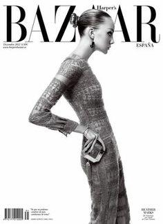 Harper's Bazaar España Diciembre de 2012